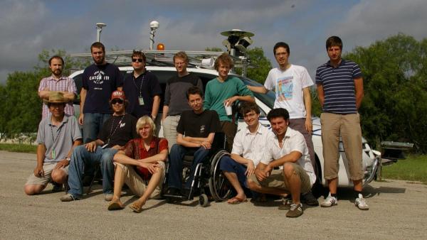 Team-AutoNOMOS-2007