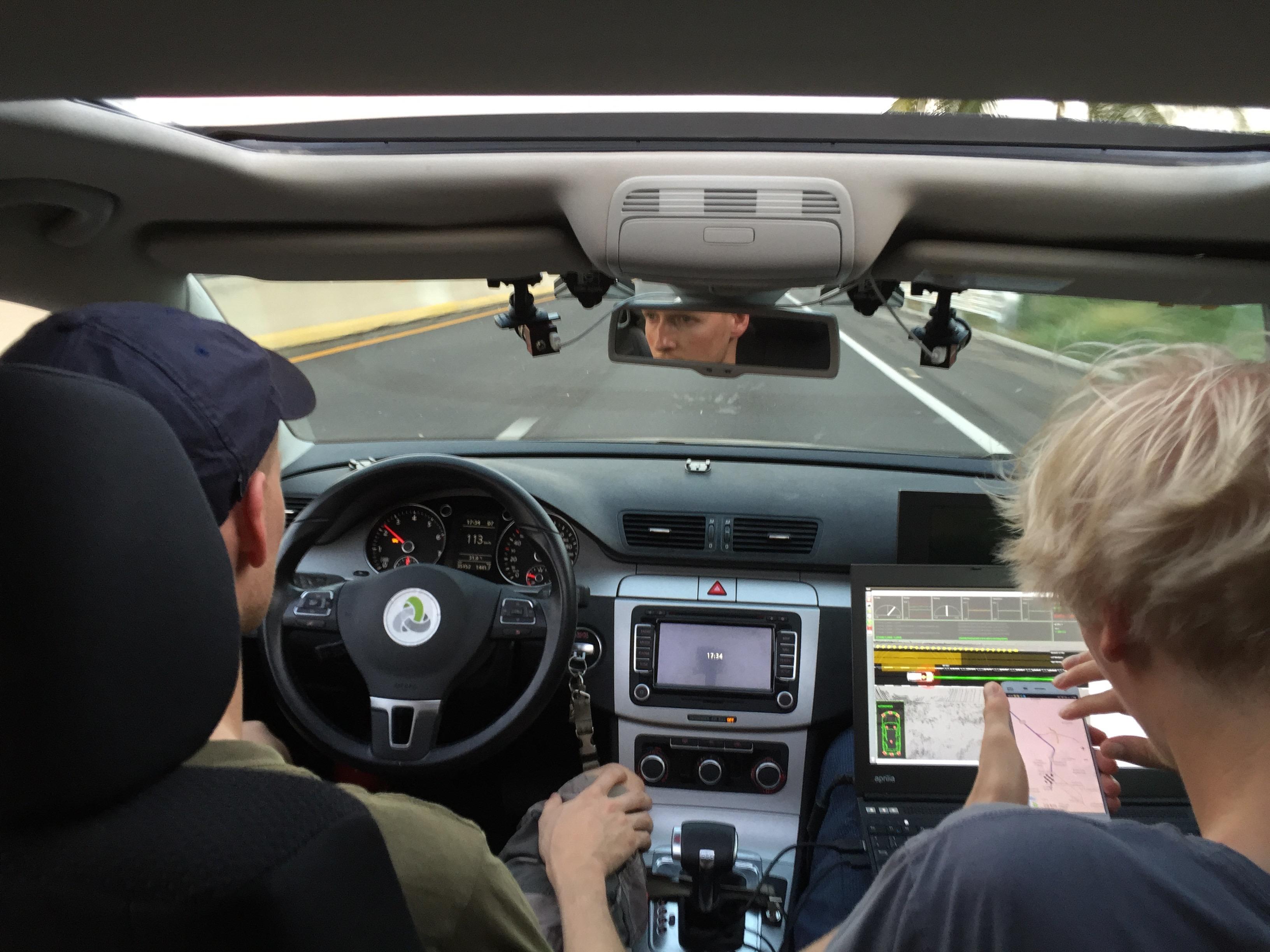 Autonomos Cockpitview