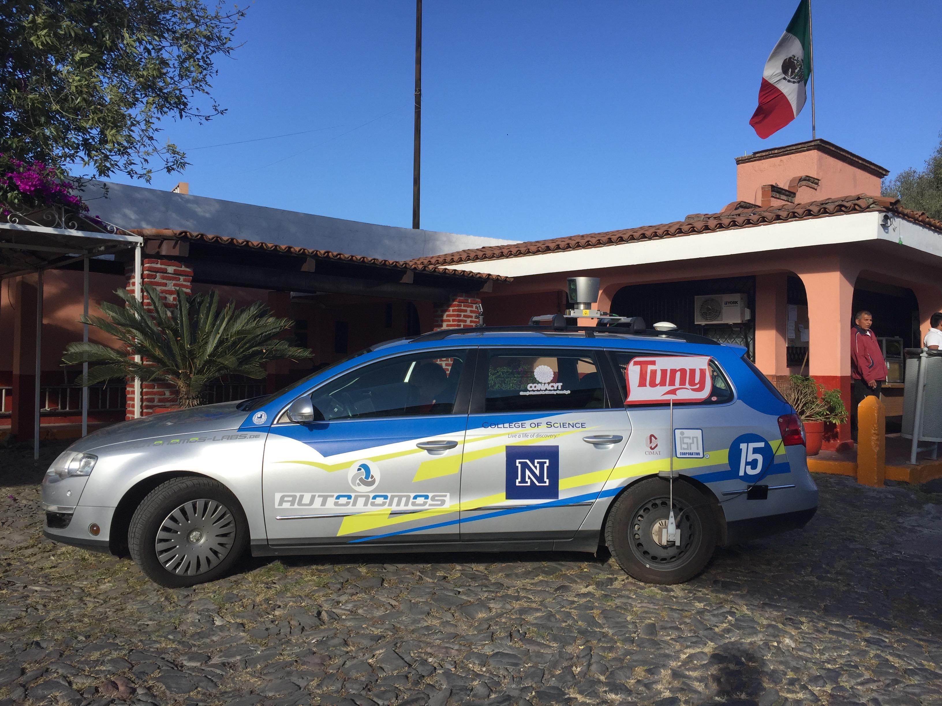 Autonomos in Mexico